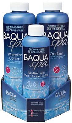 spa chemicals baquaspa